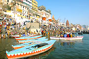 Ganges, Varanasi Tours